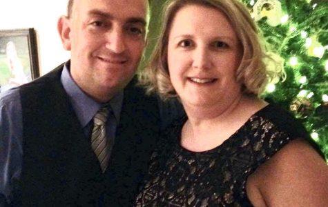 Mark Ragsdale with wife, Elizabeth Ragsdale